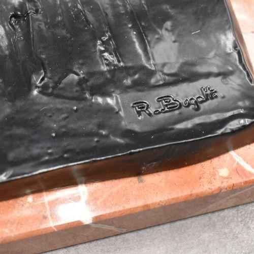 """BUGATTI REMBRANDT (1884 1916) , Bronze. D'après BUGATTI REMBRANDT (1884 1916), """"…"""