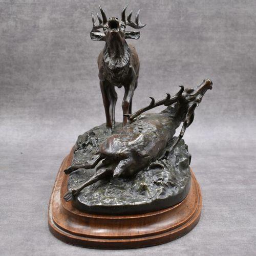 Albert Pierre LAPLANCHE (1854 1935), Bronze. Albert Pierre LAPLANCHE (1854 1935)…