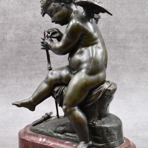 Charles Gabriel SAUVAGE dit LEMIRE (1741 1827, Bronze. Charles Gabriel SAUVAGE d…