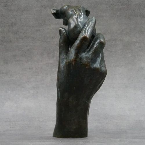 D'après Auguste RODIN (1840 1917), Bronze. D'après Auguste RODIN (1840 1917) Mai…