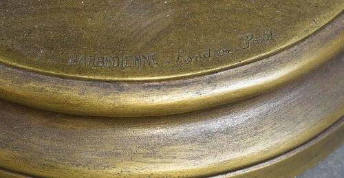 Laurent MARQUESTE (1848 1920), Bronze. Laurent MARQUESTE (1848 1920), Galathée, …