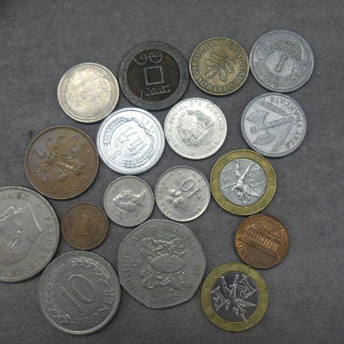 Sac de pièces divereses à expertiser sac de pièces diverses