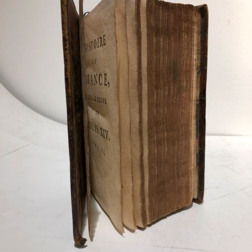 Histoire de France sous le règne de LOUIS XIV par M.De LARREY  Conseiller de la …