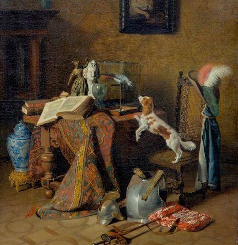 Attributed to Conradijn Cunaeus (1828 1895) Attribué à Conradijn Cunaeus (1828 1…