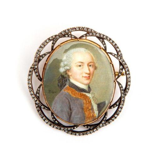 JEAN BAPTISTE WEYLER (1747 1791) Jean Baptiste Weyler (1747 1791), Deuxième moit…