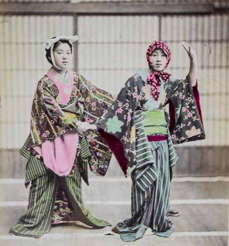 [PHOTOGRAPHS] – [JAPAN] – ALBUM containing 100 late 19th cent. Photographs (dep.…