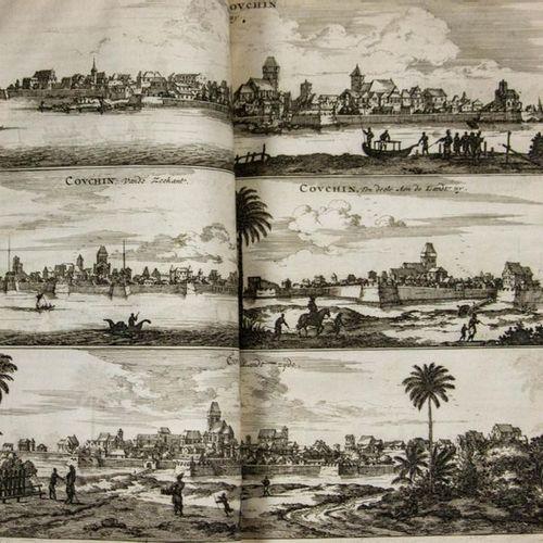[INDIA & CEYLON] – BALDAEUS, P. Naauwkeurige Beschryvinge van Malabar en Choroma…