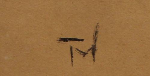 Theo van Hoytema (1863 1917) Theo van Hoytema (1863 1917), Studie van een haan, …