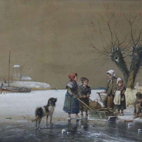 Omgeving van Mari ten Kate (1831 1910) Omgeving van Mari ten Kate (1831 1910), K…