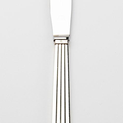A Danish collection of flatware, Georg Jensen (82x) Georg Jensen的丹麦餐具系列(82x),Ber…