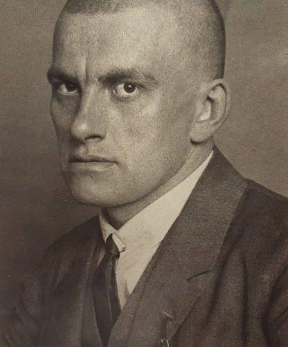 Alexander RODCHENKO (1891 1956) Mayakovsky with Pencils, April 1924 Rittrato di …