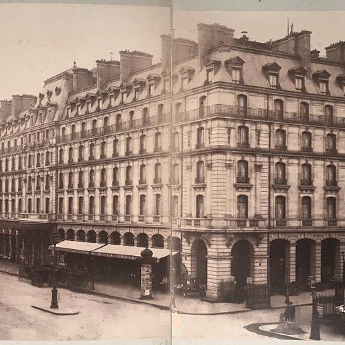 Albert Chevojon (1864 1925) successor Delmaet et Durandelle Hotel Terminus St La…