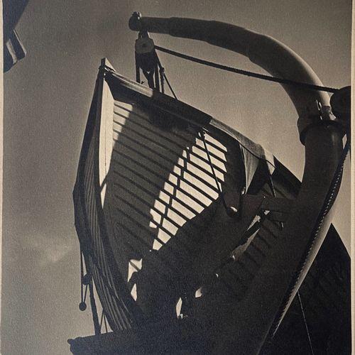 Antoine Demilly (1892 1964) Studio Blanc et Demilly Photographic Experiment, en …