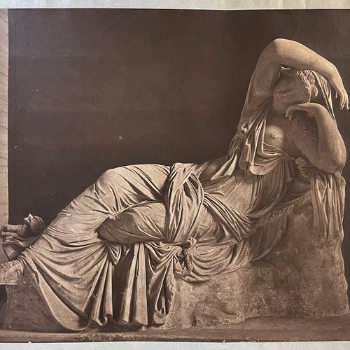 Adolphe Braun (1812 1877) Ariane, Vatican Museum, Rome, c. 1868 Large carbon pri…