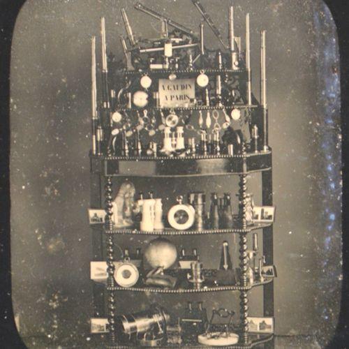 Marc Antoine Gaudin (1804 1880) and Alexis Gaudin (1816 1894) Photographer's Boo…