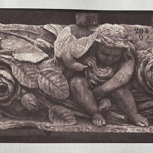 EDOUARD BALDUS (1813 1889) Abondances. Sculptures décoratives du Palais des Tuil…
