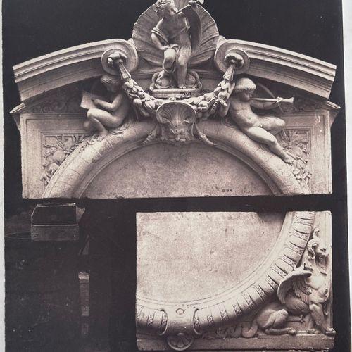 EDOUARD BALDUS (1813 1889) Composition with three contrasting elements, Paris, c…