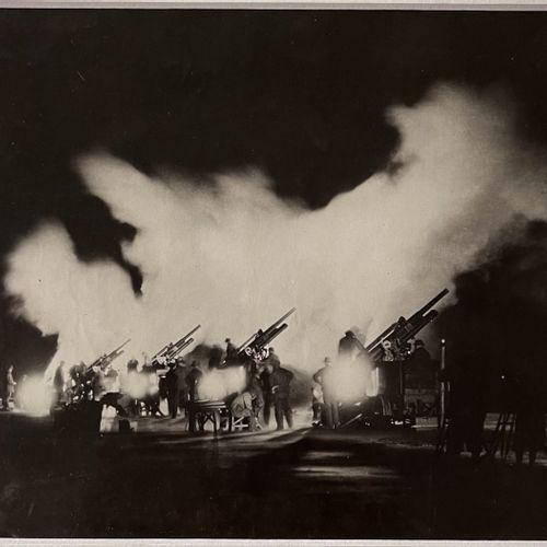 American Press Photographer Night Practice, San Francisco october 1929, 180x240 …