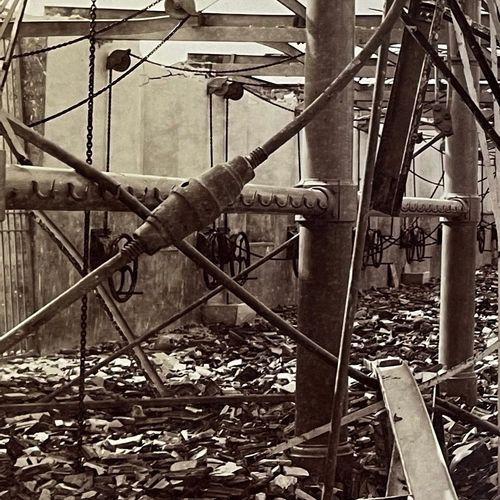 Domenico Anderson (1854 1938) Work in progress Testaccio, Rome, c. 1920 Large ti…