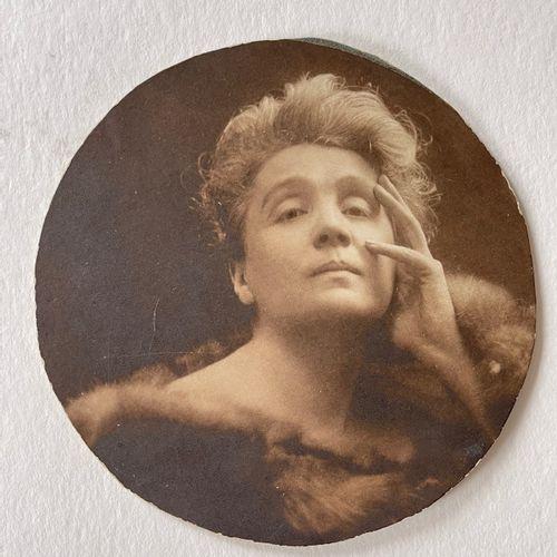 Mario Nunes Vais (1856 1932) Eleonora Duse (D'Annunzio's Muse) in Hedda Gabler, …