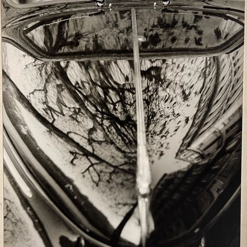 Antoine Demilly (1892 1964) Studio Blanc et Demilly Reflection on an immaculate …
