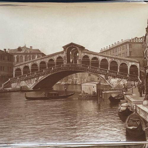 Adolphe Braun (1812 1877) Rialto, Venice, circa 1868 Mammoth size carbon print, …