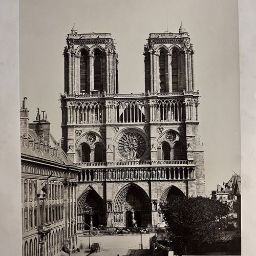 Louis Auguste Bisson (1814 1876) Auguste Rosalie Bisson (1826 1900) Notre Dame d…