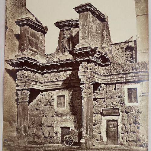 Pietro Dovizielli (1804 1885, Attr.) Colonacce, Antico Forno Casereccio, Tempio …