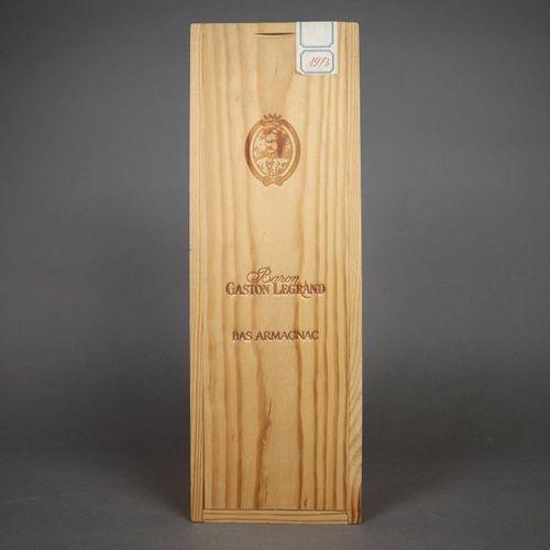 Armagnac 1 Flasche Baron Gaston Legrand Bas Armagnac 1973 40% vol., 0,7l, versie…
