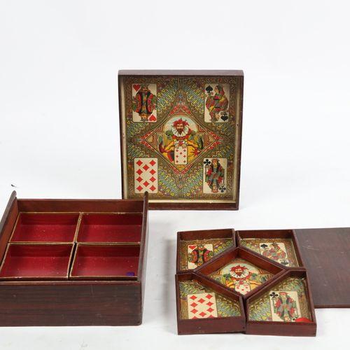 Card game box.