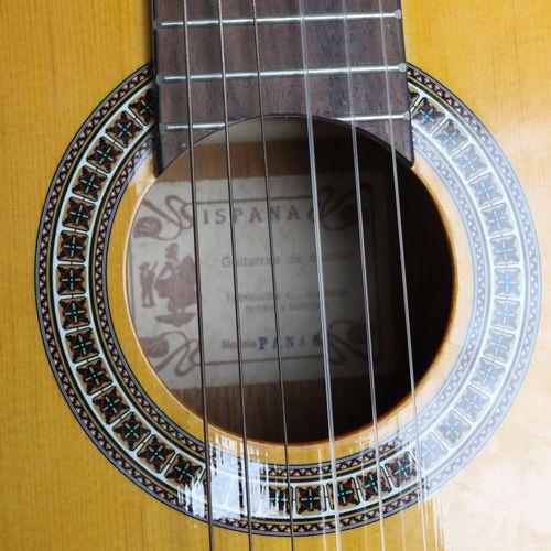 Guitare Classique et étui.