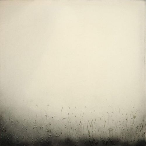Oualit, D. (b.1959). (Untitled compositions). Two paintings, mixed technique, ac…