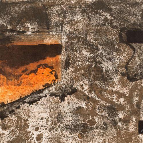 JOSÉ LUIS BUSTAMANTE (México, 1955) Ancestral Litografia 50 x 69,5 cm Firmato e …
