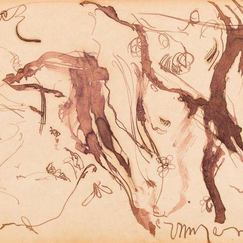 FIDELIO PONCE DE LEÓN (Camagüey, 1895 – La Habana, 1949) Donne Disegno a inchios…