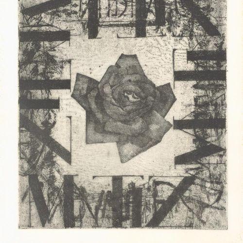 ESCUELA SEVILLANA, S. XX Set di tre figure Incisione lastra 35 x 26 cm; carta 69…