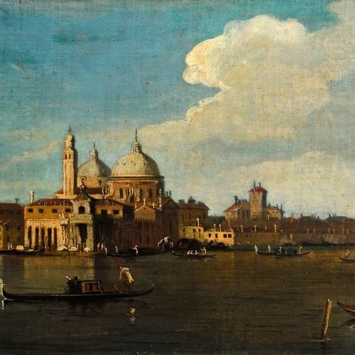 First half of the 19th century Venetian school  Circle of Giovanni Migliara (178…