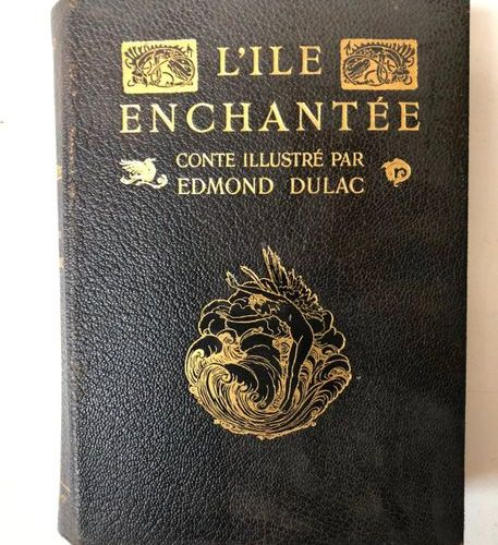 M.Rhune, The Enchanted Island, Tale after Shakespeare, Illustrated by Edmond Dul…
