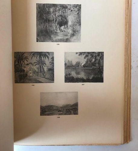 L'atelier de Renoir, 2 volumes, Ava,t Propos de M. Albert ANDRE, Bernheim Jeune,…