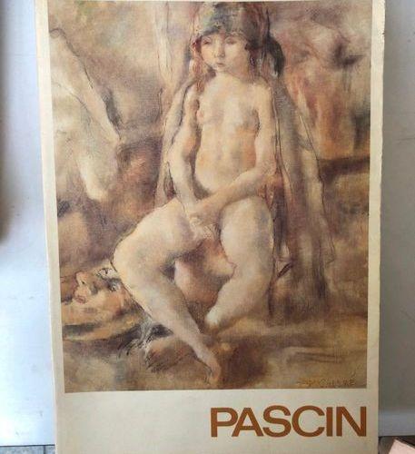 9 general works including  Pascin, Ed. A.Rambert 2 vol.  V.Charreton // Goerg //…