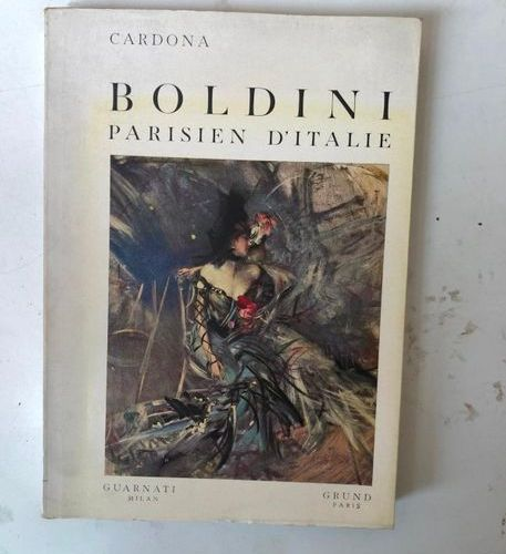 14 general works on the themes of  Boldini// Thomire // Marquet// Delacroix// Pl…