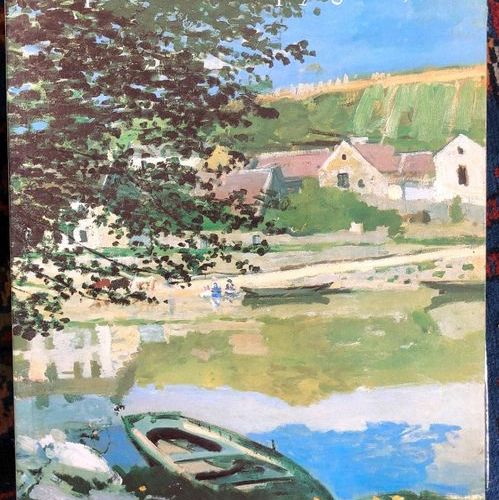 3 exhibition catalogues:  Impressionism and the French Landscape, ed. RMN, 1985 …