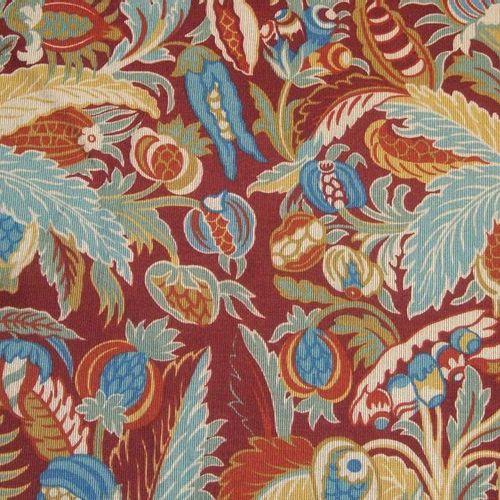 Maison Hamot Shaped pinned wool mix in imitation of the VILLARS stitch tapestry,…