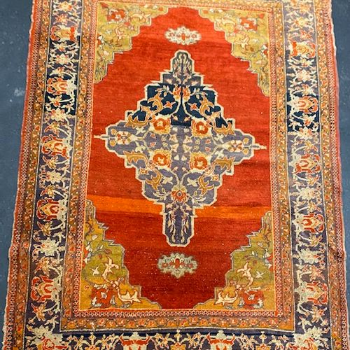 Fine and old Konya (Central Anatolia, Turkey) end of 19th century.  Dimensions :…