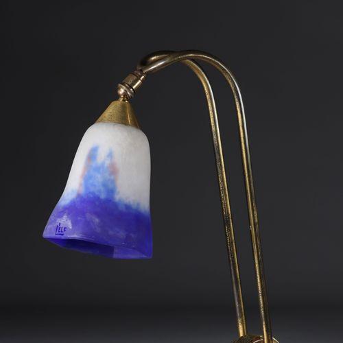 Ets Louis Fontaine lampe de bureau Art Déco Ets Louis Fontaine lampe de bureau A…