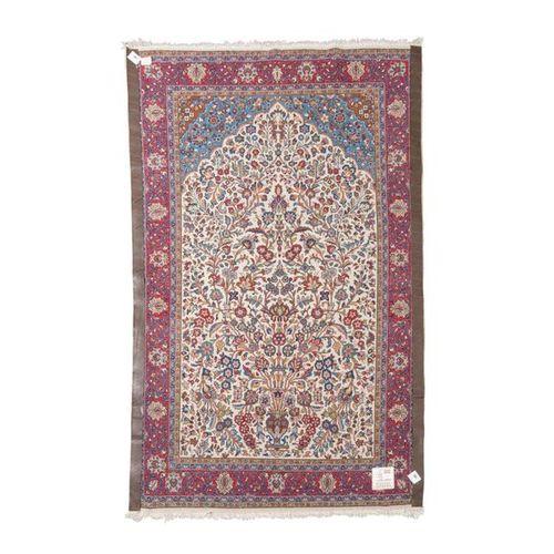 Orientteppich. SAROUGH/NORD WEST PERSIEN, 20. Jh., 202x130 cm. Oriental rug. Sar…