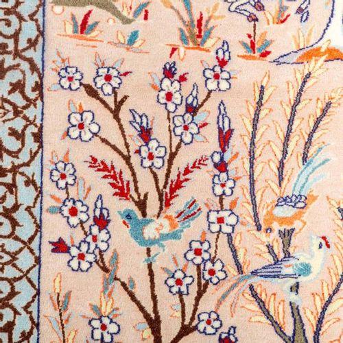 Orientteppich. PERSIEN, 20. Jh., 227x145 cm. Oriental Persian rug, 20th ct. 227x…