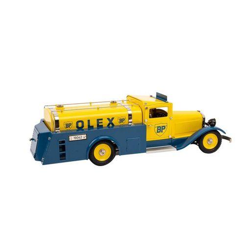 """MÄRKLIN Tankwagen """"BP Olex"""", 19042, MÄRKLIN tank car, 19042, yellow / blue lacqu…"""