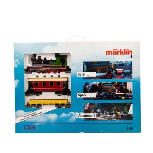 MÄRKLIN MAXI Startpackung 5440, Spur 1, MÄRKLIN MAXI starter set 5440, track 1, …