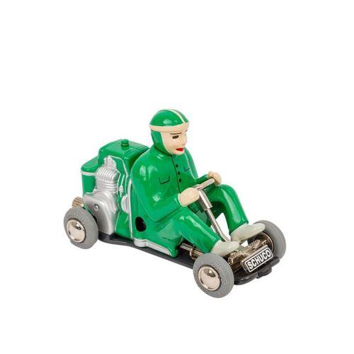SCHUCO 2 tlg. Konvolut Blechspielzeug Repliken, SCHUCO 2 part convolute tin toy …
