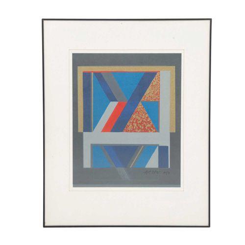 """HAJEK, OTTO HERBERT (1927 2005), """"Abstrakte Komposition"""", HAJEK, OTTO HERBERT (1…"""